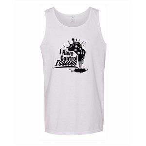 Youth Kids Control Issues A-Shirt Tank Top